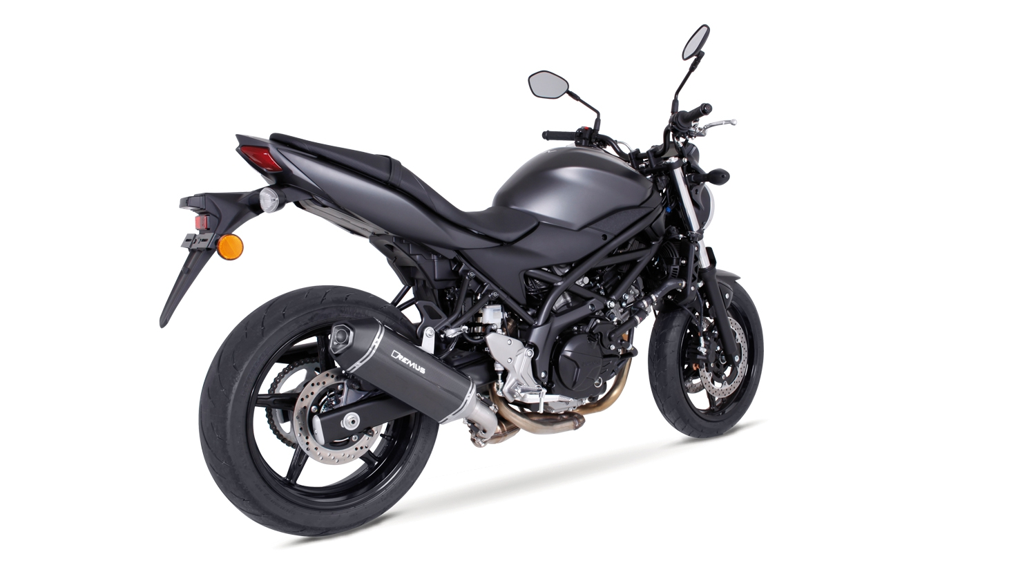 remus news bike info 13 16 suzuki sv 650 mod 16. Black Bedroom Furniture Sets. Home Design Ideas